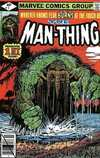 Man-Thing comic books