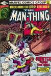 Man-Thing #7 comic books for sale