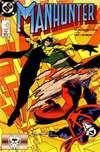 Manhunter #7 comic books for sale