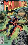 Manhunter #8 comic books for sale