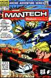 Mantech Robot Warriors #3 comic books for sale