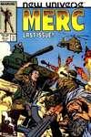 Mark Hazzard: MERC #12 comic books for sale