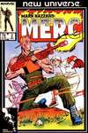 Mark Hazzard: MERC #2 comic books for sale