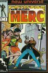 Mark Hazzard: MERC #4 comic books for sale