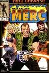 Mark Hazzard: MERC #5 comic books for sale