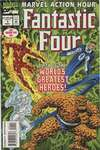 Marvel Action Hour featuring the Fantastic Four Comic Books. Marvel Action Hour featuring the Fantastic Four Comics.