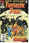 Marvel Action Hour featuring the Fantastic Four #6 comic books for sale