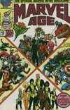 Marvel Age #48 comic books for sale