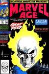 Marvel Age #87 comic books for sale