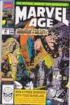 Marvel Age #88 comic books for sale