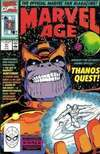 Marvel Age #91 comic books for sale