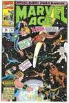 Marvel Age #94 comic books for sale