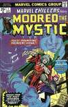 Marvel Chillers Comic Books. Marvel Chillers Comics.