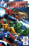 Marvel Comics Presents comic books