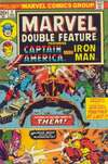 Marvel Double Feature #2 comic books for sale