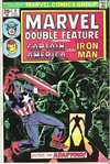 Marvel Double Feature #6 comic books for sale