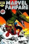Marvel Fanfare comic books