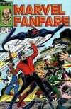 Marvel Fanfare #16 comic books for sale