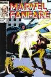 Marvel Fanfare #19 comic books for sale