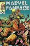 Marvel Fanfare #20 comic books for sale
