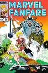 Marvel Fanfare #24 comic books for sale