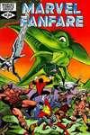 Marvel Fanfare #3 comic books for sale
