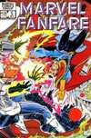 Marvel Fanfare #5 comic books for sale