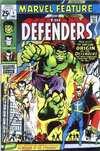 Marvel Feature comic books