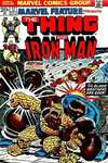 Marvel Feature #12 comic books for sale