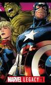 Marvel Legacy Comic Books. Marvel Legacy Comics.
