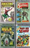 Marvel Milestone Edition comic books