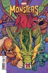 Marvel Monsters #1 comic books for sale