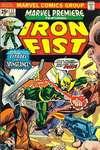 Marvel Premiere #17 comic books for sale