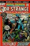 Marvel Premiere #4 comic books for sale