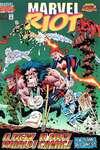 Marvel Riot Comic Books. Marvel Riot Comics.