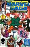 Marvel Saga Comic Books. Marvel Saga Comics.