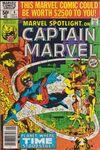Marvel Spotlight #8 comic books for sale