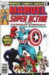 Marvel Super Action Comic Books. Marvel Super Action Comics.