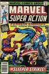 Marvel Super Action #3 comic books for sale