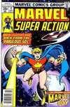 Marvel Super Action #4 comic books for sale