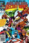 Marvel Super-Heroes Secret Wars #1 comic books for sale