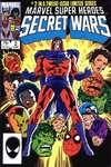 Marvel Super-Heroes Secret Wars #2 comic books for sale