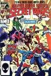 Marvel Super-Heroes Secret Wars #5 comic books for sale
