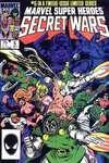 Marvel Super-Heroes Secret Wars #6 comic books for sale