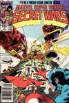 Marvel Super-Heroes Secret Wars #9 comic books for sale