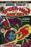 Marvel Team-Up #10 comic books for sale