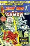 Marvel Team-Up #23 comic books for sale