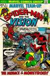 Marvel Team-Up #5 comic books for sale