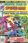 Marvel Team-Up #52 comic books for sale