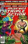 Marvel Triple Action #32 comic books for sale